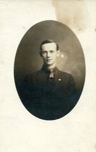 My grandfather Frank McTygue.
