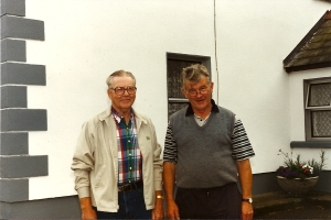 Bob McTygue & Tom Condron