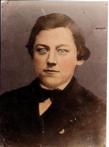 John Neville born 1847 Lynally Glebe, County Offaly, Ireland